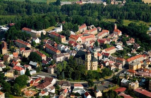 Infocentrum MKS - Kynšperk nad Ohří