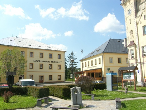 Relax centrum Kolštejn