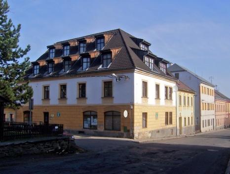Městské informační středisko Hartmanice