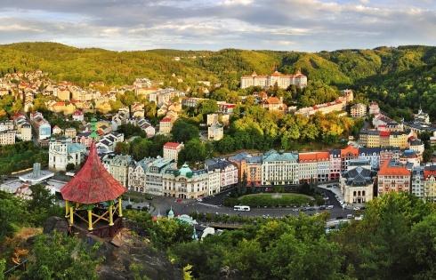 Infocentrum města Karlovy Vary - T.G. Masaryka