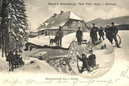 Horský hotel Pomezní Bouda