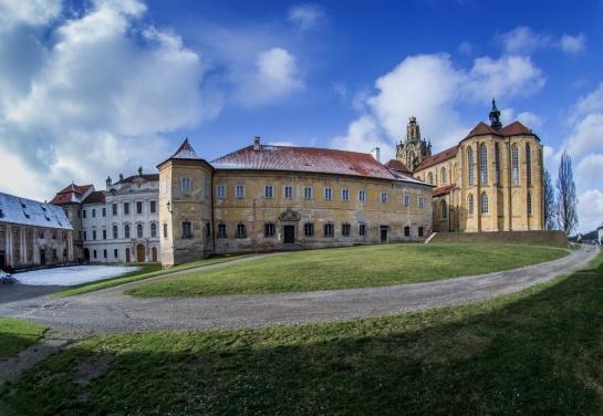 Benediktínský klášter Kladruby u Stříbra