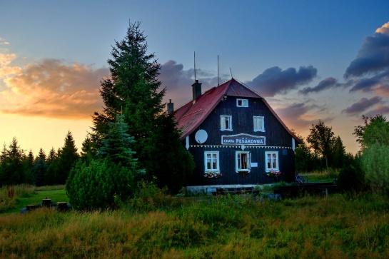 Horská chata Pešákovna