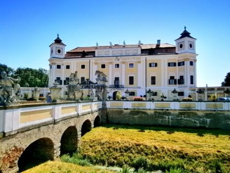 Státní zámek Milotice