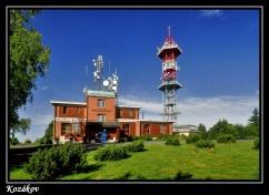 Magnetka - Rozhledna a restaurace Kozákov