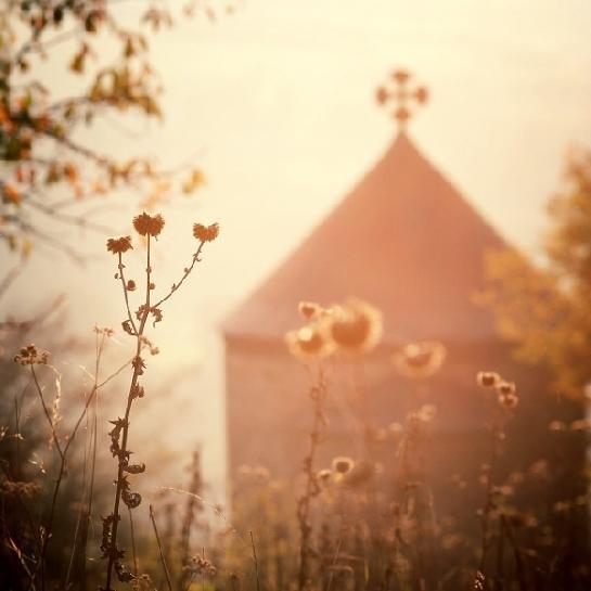Rotunda podzim