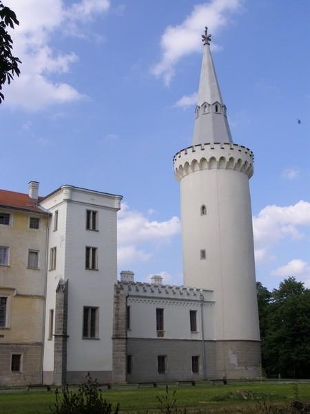 Bor zámek