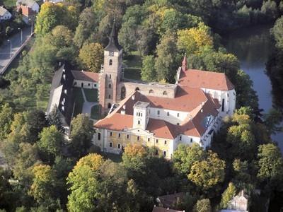 Sázava klášter