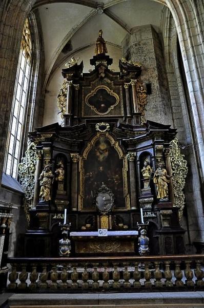 chrám sv. Panny Barbory - Kutná Hora