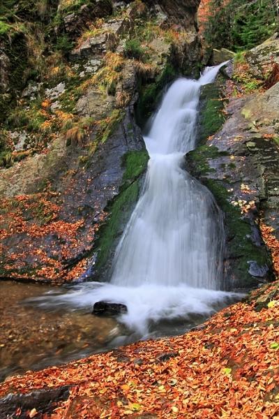 Rešovský vodopád I