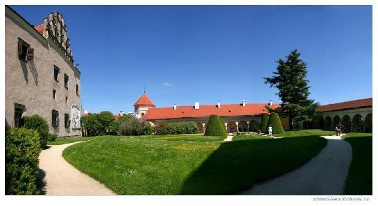 Telč - panorama