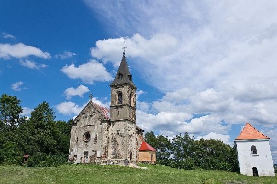 Kostel sv.Máří Magdaleny