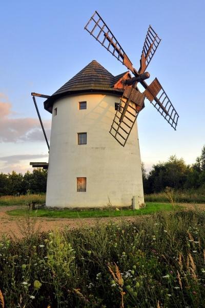 Stará Ves - Větrný mlýn