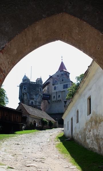 Pernštejn hrad
