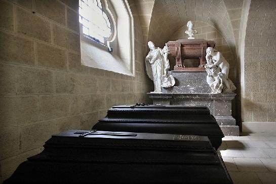 V Schwarzenberské hrobce