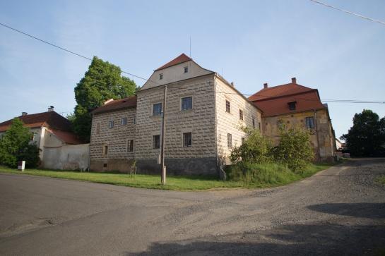 Starý zámek Chudenice