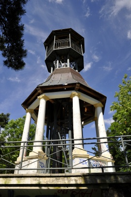 Rozhledna Svatý kopeček - Kadaň