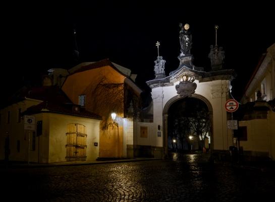 Praha - Strahovský klášter