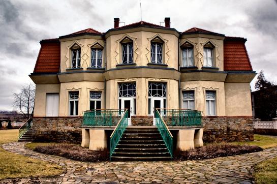 Bauerova vila v Libodřicích