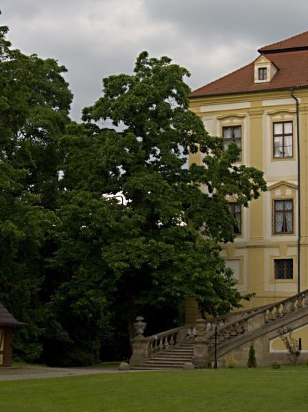 zámek Červený Hrádek