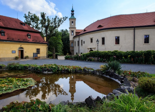 Roztoky u Prahy - Tvrz