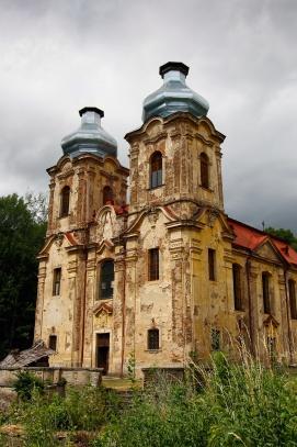 Kostel Navštívení Panny Marie ve Skocích
