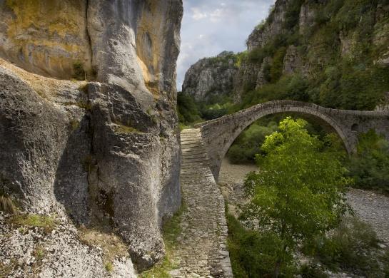 Zagoria, souťěska Vikos