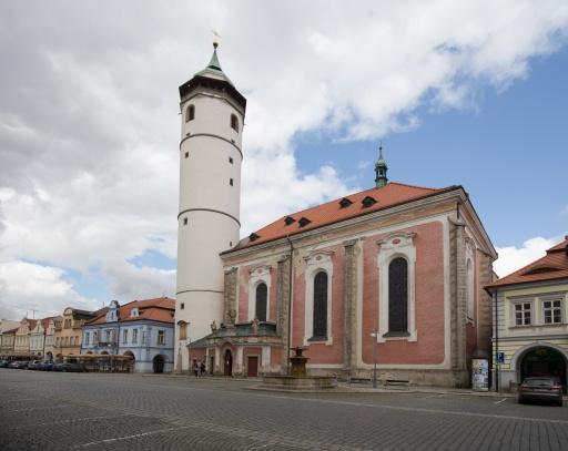 Domažlice - arciděkanský kostel