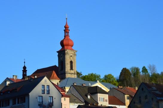 Bečov nad Teplou, kostel