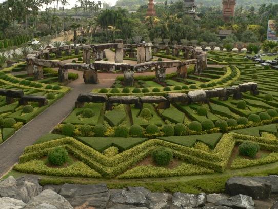 Tropická botanická zahrada Nong Nooh