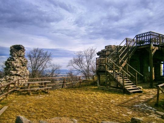 Zřícenina hradu Kumburk