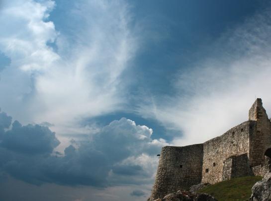 Spišský hrad - Slovensko