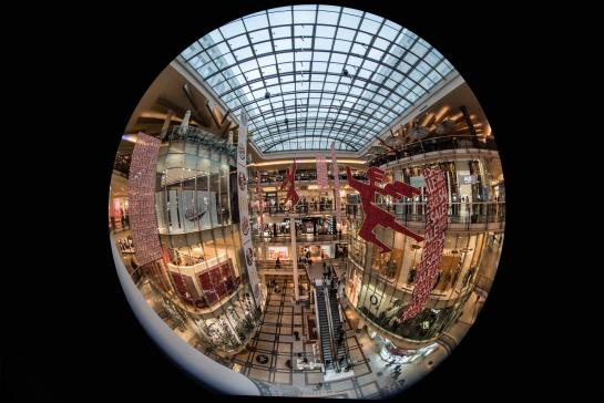 Praha - obchodní dům Palladium