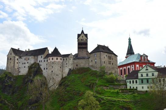 Loket, hrad