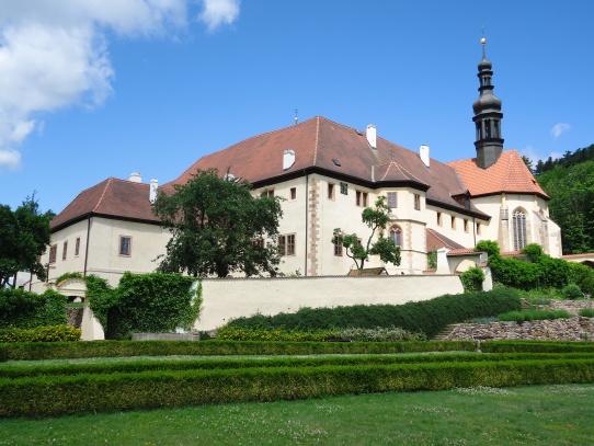 Kadaň - klášter