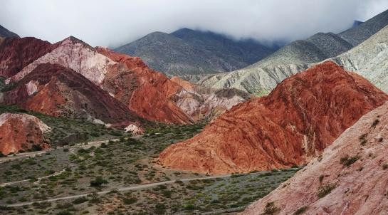 Cerro de los Site Colores