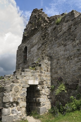 Zřícenina hradu Přimda