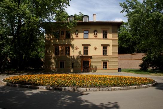 Praha - Havlíčkovy sady
