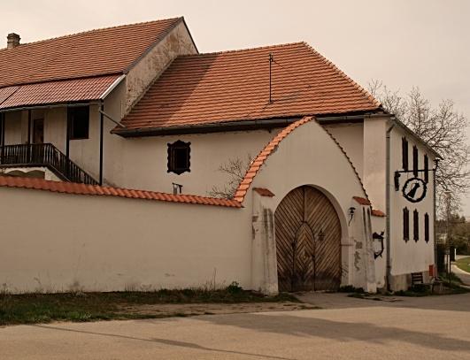 Dobčice - selské baroko