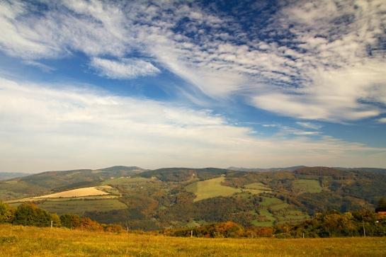Podzim nad Bylnicí
