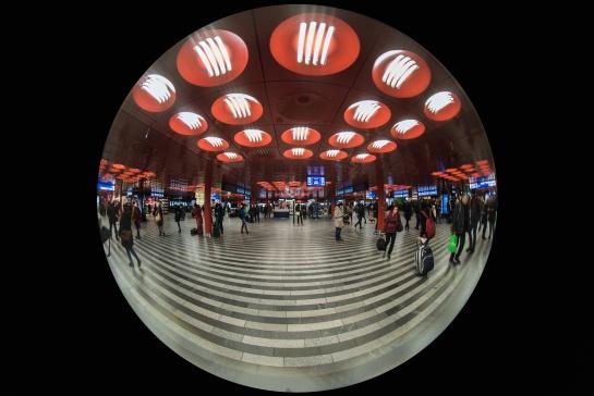 Praha - Hlavní nádraží