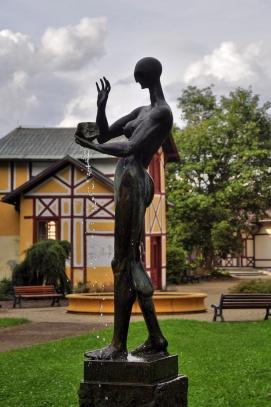 Lázně Evženie - Klášterec nad Ohří
