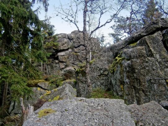 Vyklestilka (887 m n. m.)