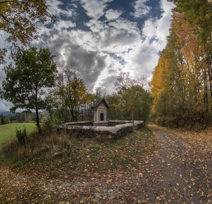 Švédský hrob u Hartmanic