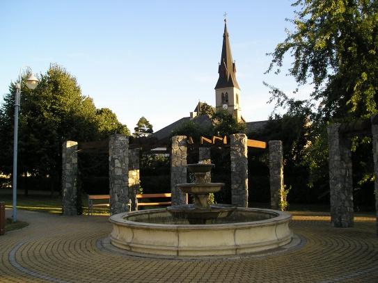Kostel v Rapotíně