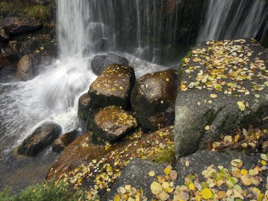 Vodopády Jedlové