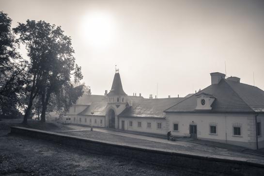 Augustiniánský klášter Lysá nad Labem