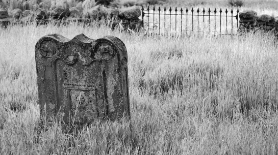 SKOTSKO - starý hřbitov