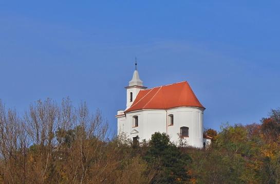 Poutní kaple sv. Antonína Dolní Kounice