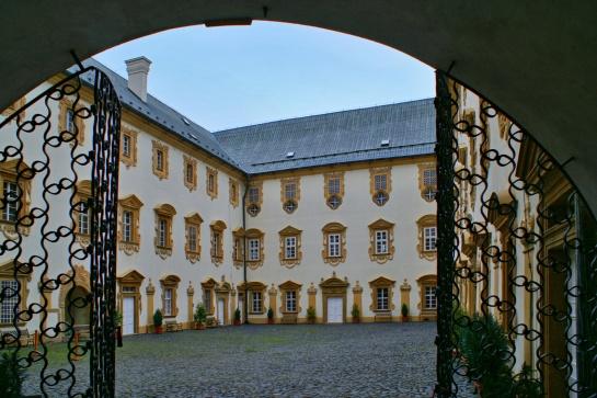 Zámek Lemberk a Zdislavina studánka